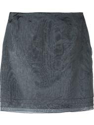 многослойная юбка Romeo Gigli Vintage