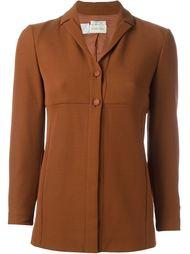 пиджак с застежкой на две пуговицы Romeo Gigli Vintage