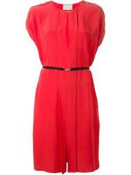платье свободного кроя  Lanvin