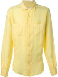 рубашка с нагрудными карманами Romeo Gigli Vintage