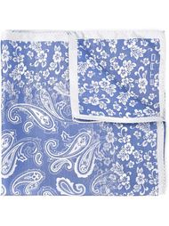 нагрудный платок с цветочным принтом  Etro