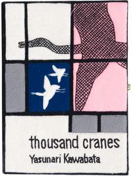 клатч-книга 'Thousand Cranes' Olympia Le-Tan