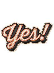 стикер 'Yes!'  Anya Hindmarch