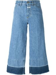 джинсовые кюлоты Closed