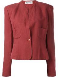 пиджак с подплечниками Giorgio Armani Vintage