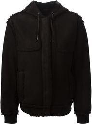 куртка с капюшоном и меховой отделкой  Proenza Schouler