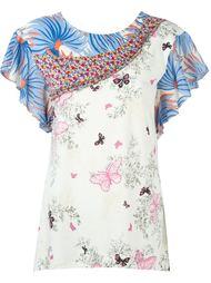 блузка с принтом Tsumori Chisato