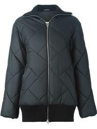 стеганая дутая куртка Maison Margiela