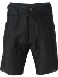 шорты с боковыми карманами Cedric Jacquemyn