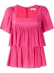 блузка с оборками Sonia Rykiel