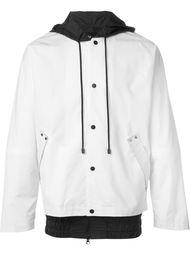 куртка с капюшоном  Berthold