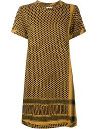 платье с короткими рукавами Cecilie Copenhagen