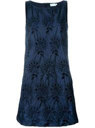 платье с вышивкой Moncler