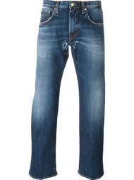 джинсы с необработанными краями   +People