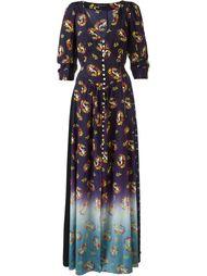 платье с викторианским узором Marc Jacobs