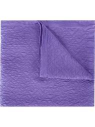 шарф с узором-логотипом Fendi