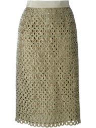 кружевная юбка  Marco Bologna