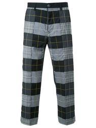 тканые брюки Wan Hung