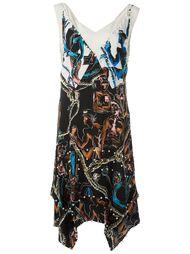 декорированное бусинами платье Emilio Pucci