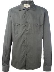 рубашка 'Western' Romeo Gigli Vintage
