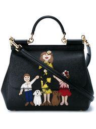 сумка с принтом Dolce & Gabbana