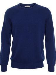 свитер с круглым вырезом Browns