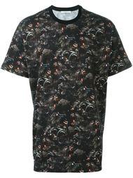 футболка с принтом обезьян Givenchy