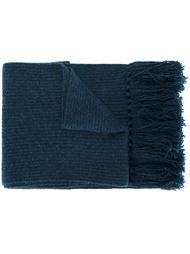 меланжевый шарф Marc Jacobs