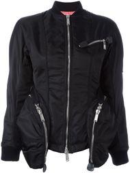 куртка-бомбер с крупными карманами Dsquared2