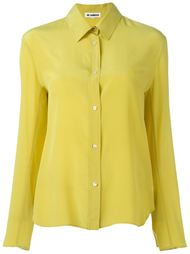 классическая рубашка Jil Sander Vintage