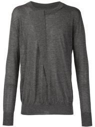 трикотажный свитер Uma Wang