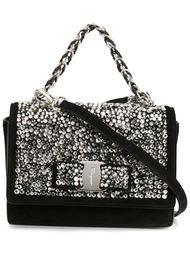 декорированная сумка через плечо 'Ginny'  Salvatore Ferragamo