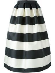 юбка в полоску  Rochas