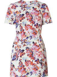 платье 'Tildar' с цветочным принтом  Mary Katrantzou