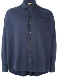 рубашка Jersey Romeo Gigli Vintage