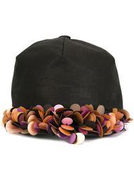 декорированная кепка Super Duper Hats