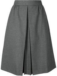 юбка А-силуэта со складками Viktor & Rolf