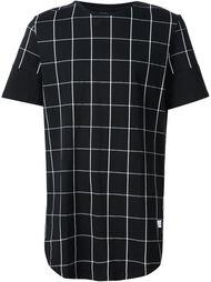 футболка в клетку  Stampd
