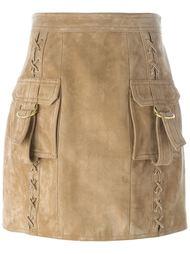юбка с карманами 'Rock' Balmain