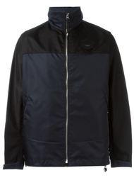 куртка дизайна колор-блок Givenchy