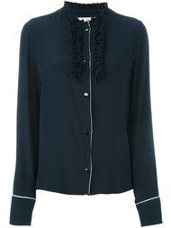 блузка с рюшами Marni