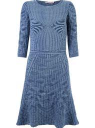 ribbed tricot dress Cecilia Prado