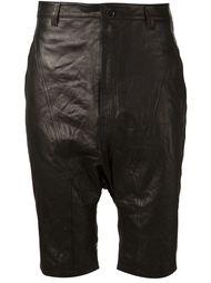 шорты с заниженной проймой  Alexandre Plokhov