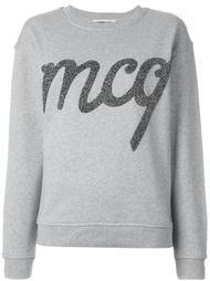 толстовка 'Carpet' с логотипом McQ Alexander McQueen