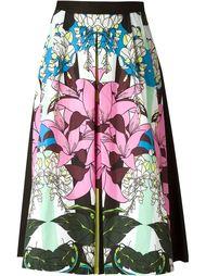 шорты с цветочным принтом  I'M Isola Marras