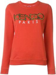 толстовка с принтом 'Kenzo Paris' Kenzo