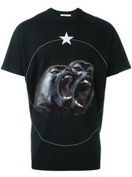 футболка 'Monkey Brothers' Givenchy