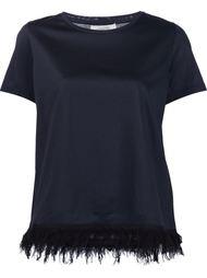 футболка с необработанным подолом Dorothee Schumacher