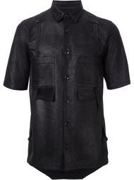 рубашка с карманами Alexandre Plokhov