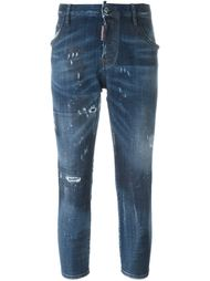 джинсы 'Cool Girl Cropped' Dsquared2